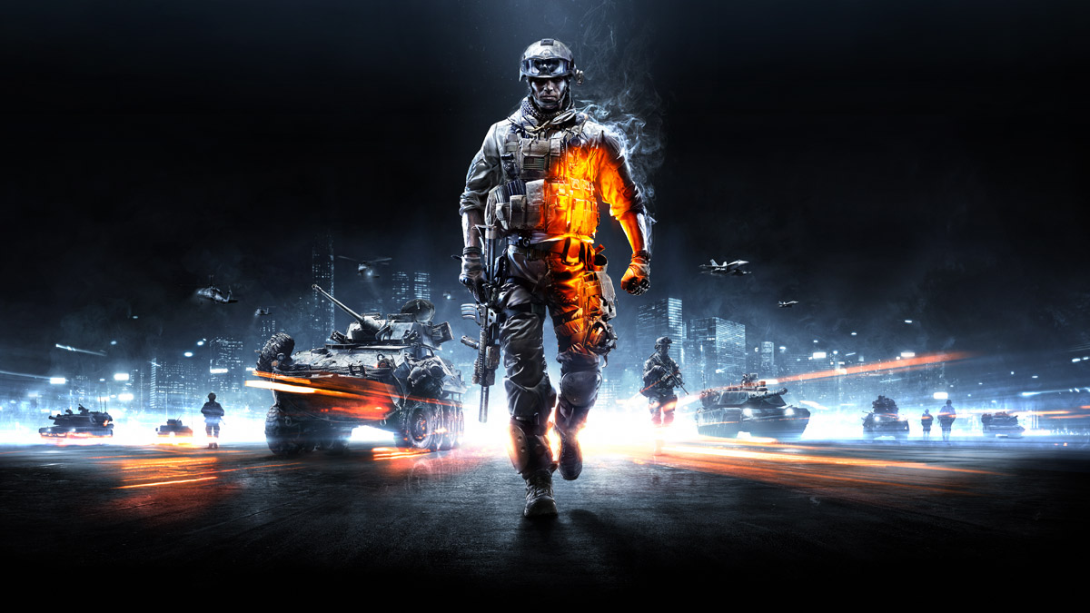 battlefield3 preview